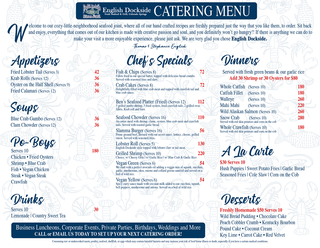 english-dockside-catering-menu